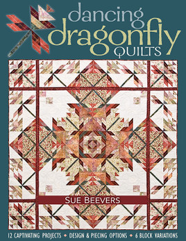 Dancing Dragonfly Quilts Print-on-Demand Edition