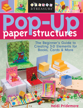 PopUp Paper Structures Print-on-Demand Edition