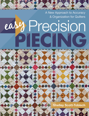 Say goodbye to your seam ripper, backwards blocks, and mismatched seams with Easy Precision Piecing—the pathway to flawless patchwork. Use the best tools to prep and press fabric for seams that always lay flat. Get organized so you can easily set aside projects without losing your place. Practice your cutting, sewing, and pressing with foolproof Quilt Block Builder blueprints. Six stunning projects for beginners and advanced quilters will help you use your newfound skills.