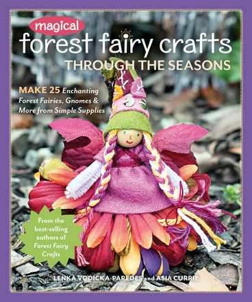 Sew a menagerie of felt fairies, gnomes, and forest friends from supplies you have on hand. Back with all-new projects approved by crafty kids, the best-selling authors of Forest Fairy Crafts teach kids how to stitch and personalize charming fairyland characters and toys. Make every season more fun when you adorn your friends with colorful felt, threads, yarn, buttons, sequins, and more. These 25 crafts appeal to boys, girls, and the young at heart!