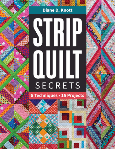 Get ready for some of the best-kept secrets in strip quilting! Learn tips for cutting, storing, and piecing fabric strips in a variety of widths. Start by sewing easy strip sets, then advance to triangles and more complex layouts. Make the most of your stash by turning precut strips, sliced yardage, and selvages into fifteen innovative projects. Customize the look of each quilt with blank coloring pages, laying the foundation to design your own.