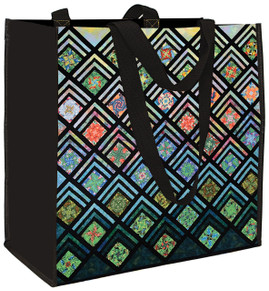 Brazil Quilt—Eco Tote