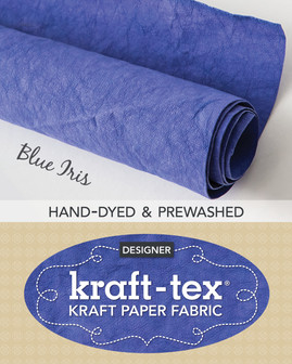 kraft-tex® Designer Colors Hand-Dyed & Prewashed Rolls