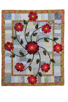 The Rose Quilt Free Project