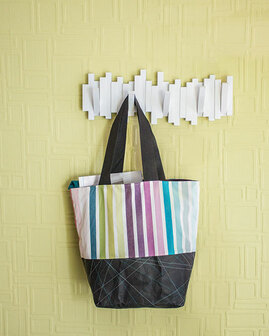 kraft-tex Carryall Tote Free Project