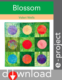 Blossom Quilt eProject