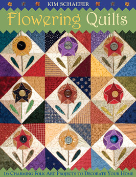 Flowering Quilts Print-on-Demand Edition