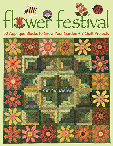 Flower Festival by Kim Schaefer
