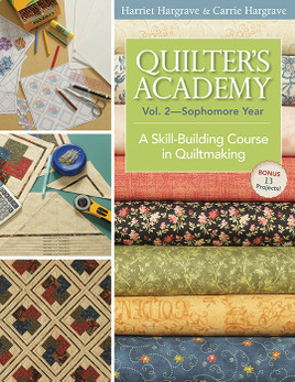 Quilter's Academy Vol. 2 - Sophomore Year