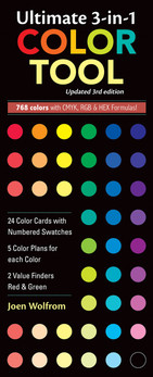 Ultimate 3-in-1 Color Tool Updated 3rd Edition