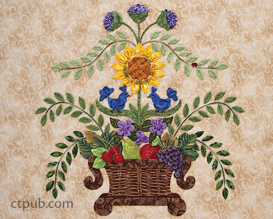Simply Successful Applique: Foolproof Techniques For Hand & Machine by Jeanne Sullivan