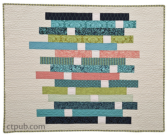 Free-Motion Quilting with Angela Walters: Choose & Use Quilting Designs on Modern Quilts by Angela Walters