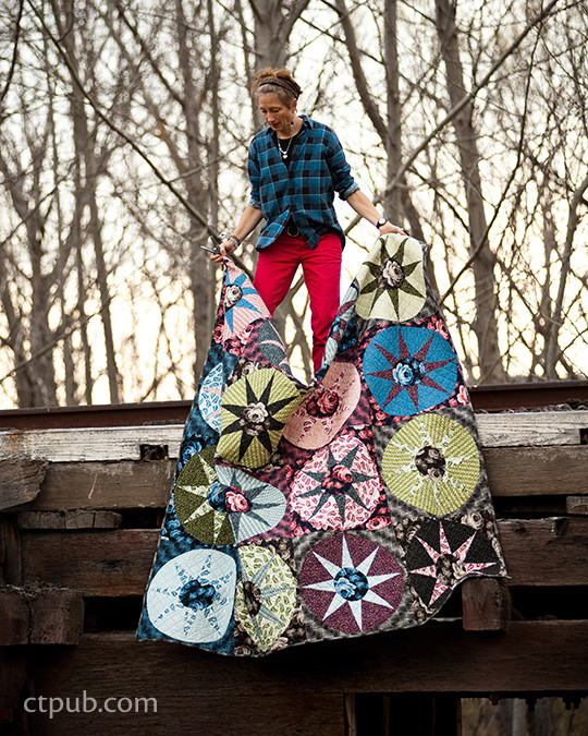 Making Quilts With Kathy Doughty Of Material Obsession 21