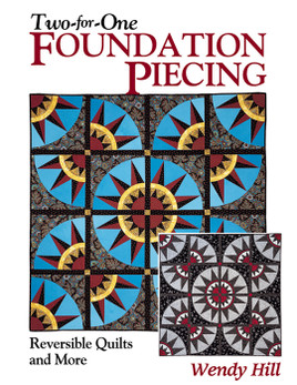 Two-For-One Foundation Piecing Print-on-Demand Edition
