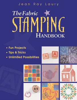 The Fabric Stamping Handbook Print-on-Demand Edition