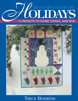 Quick Quilts for the Holidays Print-on-Demand Edition
