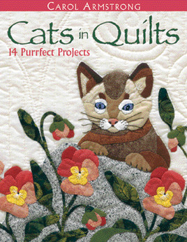 Cats in Quilts Print-on-Demand Edition