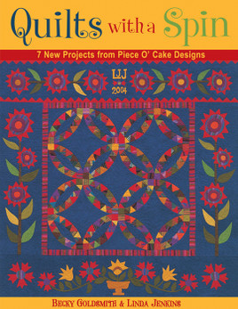 Quilts with a Spin Print-on-Demand Edition
