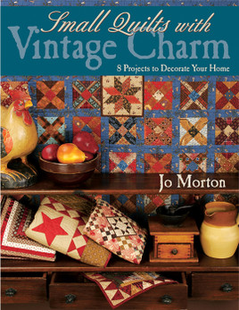 Small Quilts with Vintage Charm Print-on-Demand Edition