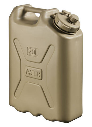 Scepter Military Water Can 20l Tan Level3 Container Group