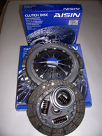 Suzuki Carry DB51T Clutch Kit.  Includes Clutch Cover (Pressure Plate, Clutch Disc, Throwout Bearing, & Pilot Bearing.