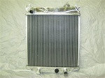Suzuki Carry DD51T Radiator 11 inch tall core  (Measure top to bottom between the tanks)