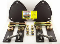 "Daihatsu HiJet 2 1/2"" Lift Kit S110P/S83PS81P ***With Camber Adjustment***"