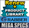*Discount Special! Renew STD Software Assurance + MEGA SPECS, Web Grabber & Product Library 2020