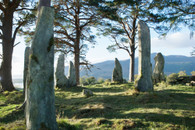 Outlander - Standing Stones at Craigh na Dun - Premium Diamond Painting - Square - 55x70 - Free Shipping