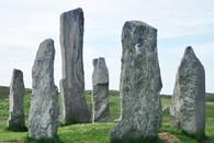 Callanish Standing Stones Scotland - Premium Diamond Painting - Round - 55x70 - Free Shipping