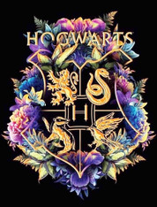 Hogwarts - Premium Diamond Painting - Square - 50x70 - Free Shipping