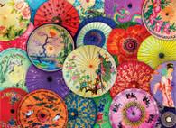 Colorful Umbrellas - Premium Diamond Painting - Square - 50x60 - Free Shipping