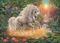 Unicorn - Premium Diamond Painting - Round - 50x70 - Free Shipping