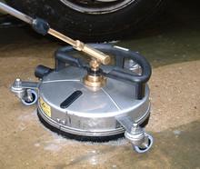 Garage Floor Power Washing