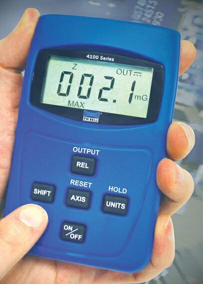 97533a10460 Bell 4180 Gaussmeter. Loading zoom. Bell 4180 Gaussmeter