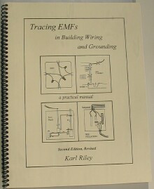 "Book: ""Tracing EMFs in Building Wiring and Grounding"" 3rd Ed."