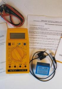 MSI-95 Gaussmeter