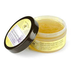 The Queen's Honey Scrub
