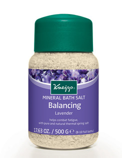 Balancing Mineral Bath Salt: Lavender