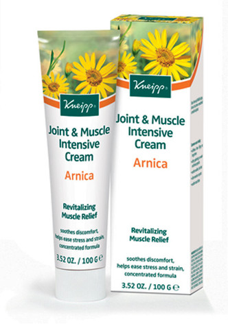 Joint & Muscle Intensive Cream: Arnica