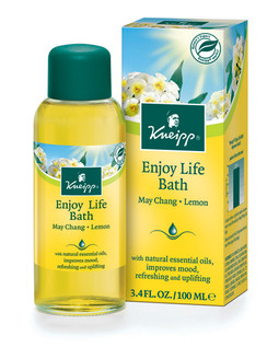 Enjoy Life Bath: May Chang & Lemon