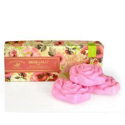 Rose de Mai Gift Box Soaps