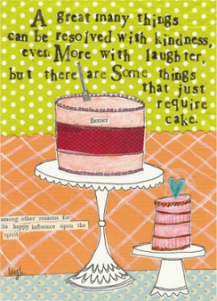 Require Cake Card