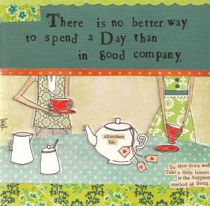 Good Company Card