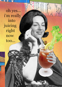 Juicing Card
