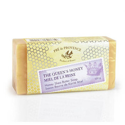 The Queen's Honey Shea Butter Soap