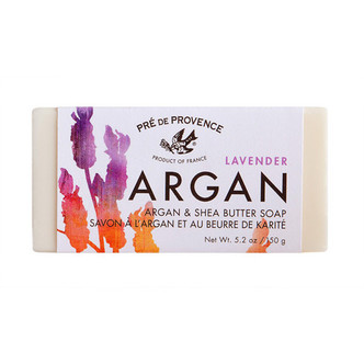 Argan and Shea Butter Lavender Soap
