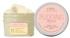 Pudding Apeel - Tapioca + Rice Active Fruit Glycolic Mask