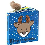 The If I Were A Reindeer Board Book is very important for anyone wanting to join Santa's team! Little Rudolphs can picture themselves dashing through the snow and flying in the sky. This strong board book is filled with winter joy, and celebrates vivid imaginations. A flurry of fun to read together!