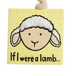 If I Were a Lamb' is a leaping, springing, joyful ride through the imagination. Little lamb fans can picture being a lamb with this fun and funky board book. They can feel soft fleece, knobbly knees and velvety ears, thanks to the beautiful textures inside. Just what the farmer ordered!